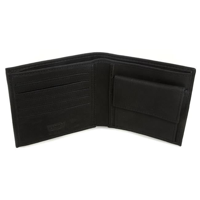 Kis férfi pénztárca LEVIS - 77173-0363 Regular Black - Férfi ... 6f05cbe2fb
