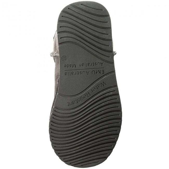 Cipők EMU AUSTRALIA - Platinum Stinger Lo U10002 Charcoal - EMU csizma -  Csizmák és egyebek - Női - www.ecipo.hu 4b7166d218