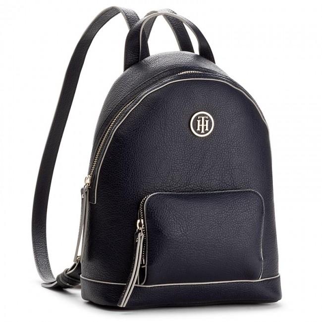 Hátizsák TOMMY HILFIGER - Th Core Mini Backpack Logo AW0AW04139 901 ... d544845d64
