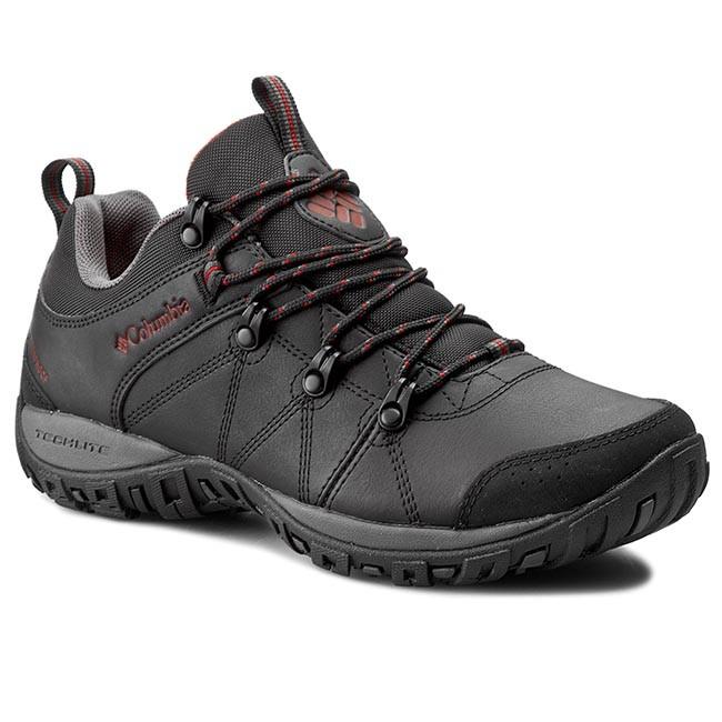 Bakancs COLUMBIA - Peakfreak Venture Waterproof BM3992 Black/Gypsy 010