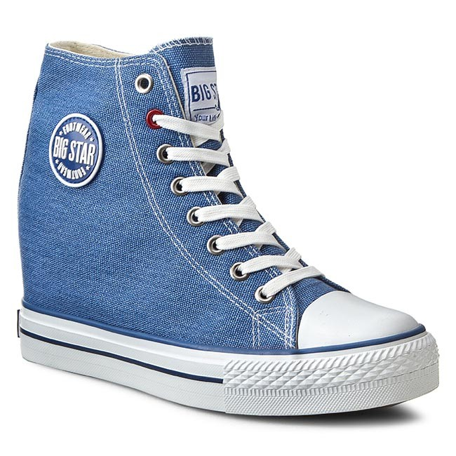 Sportcipő BIG STAR U274901 Blue