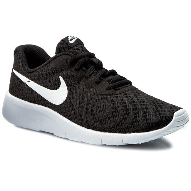 classic styles wholesale outlet clearance prices Cipő NIKE - Tanjun (GS) 818381 011 Black/White/White