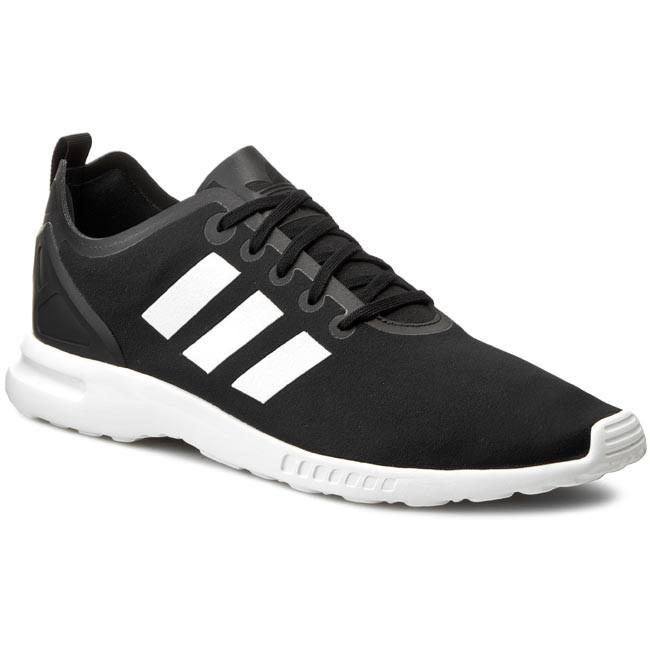 Cipők adidas Zx Flux Smooth W S82884 CblackCwhiteCwhite