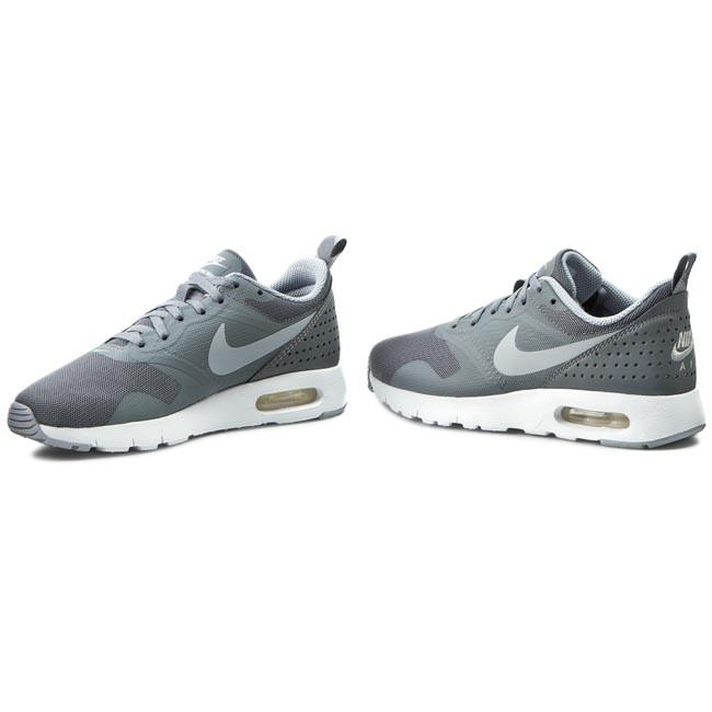 Cipők NIKE Air Max Tavas (Gs) 814443 002 Cool GreyWolf Grey White