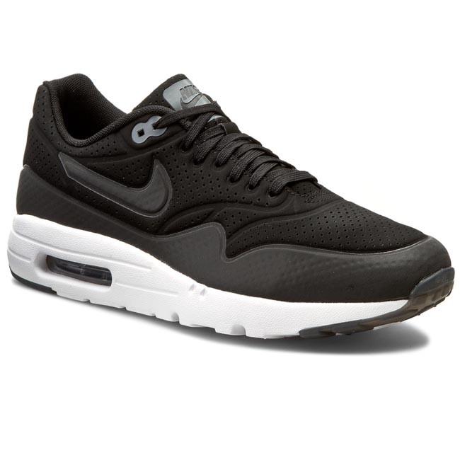Cipők NIKE Air Max 1 Ultra Moire 705297 010 BlackDark GreyWhite