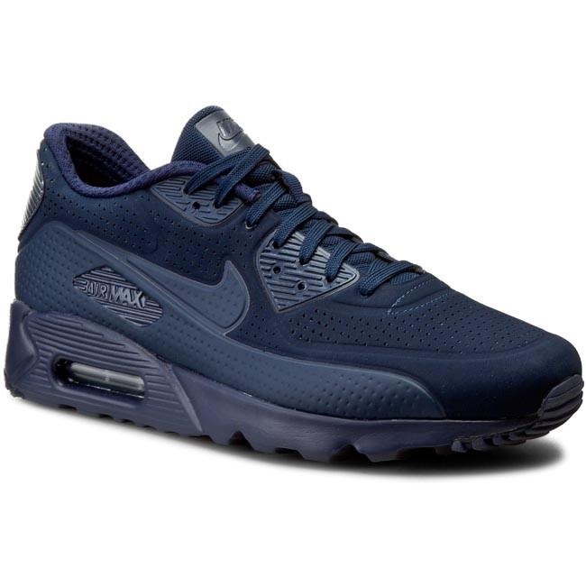 Cipők NIKE Nike Air Max 90 Ultra Moire 819477 400 Midnight NavyMid Navy White