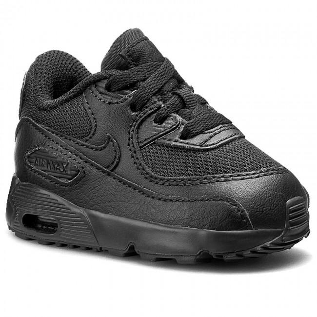 Cipők NIKE Air Max 90 Mesh (TD) 833422 001 BlackBlack