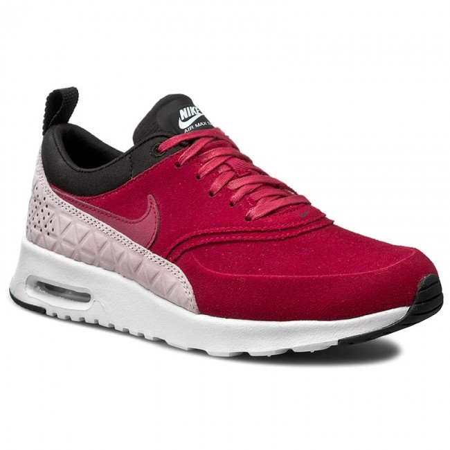 Nike Air Max Thea Premium University Piros Női Cipő, Nike
