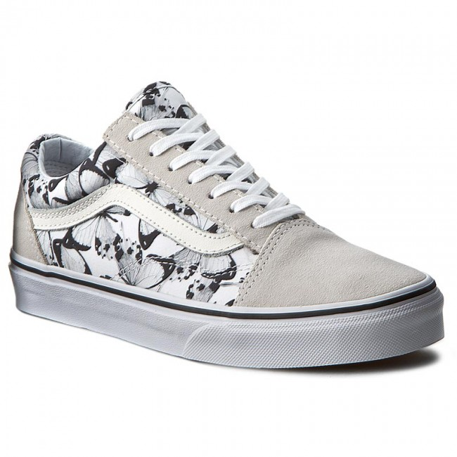Teniszcipő VANS Old Skool VN0004OJJOH (Butterfly) True WhiteBlack