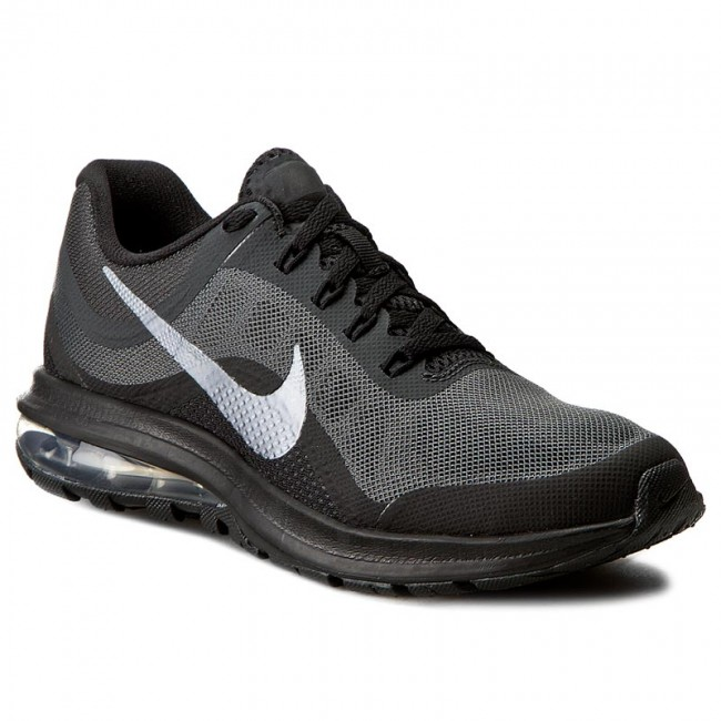 Cipők NIKE Air Max Dynasty 2 852445 001 AnthraciteMtlc Cool GreyBlac