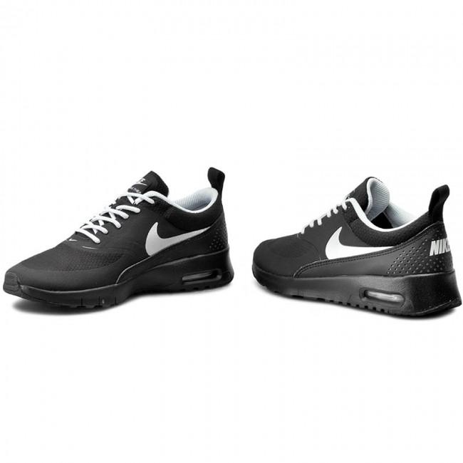 814444 005 Nike Air Max Thea GS Black   KicksCrew   Order Online