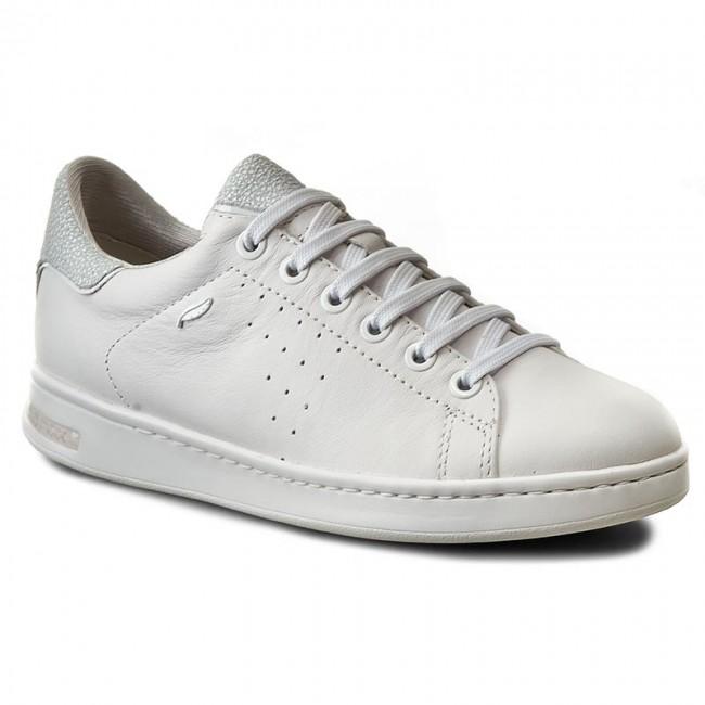 Sportcipő GEOX - D Jaysen A D621BA 00085 C1001 White