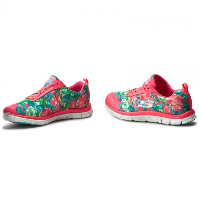 Cipők SKECHERS Flex Appeal 12448HPMT Hot PinkMulti