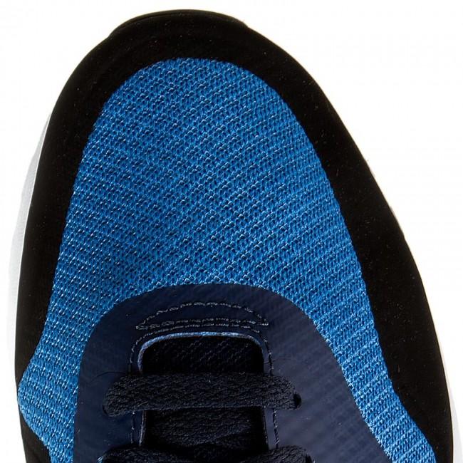 Cipők NIKE Air Max 1 Ultra Essential 819476 401 Star BlueBlackObsidianWhite