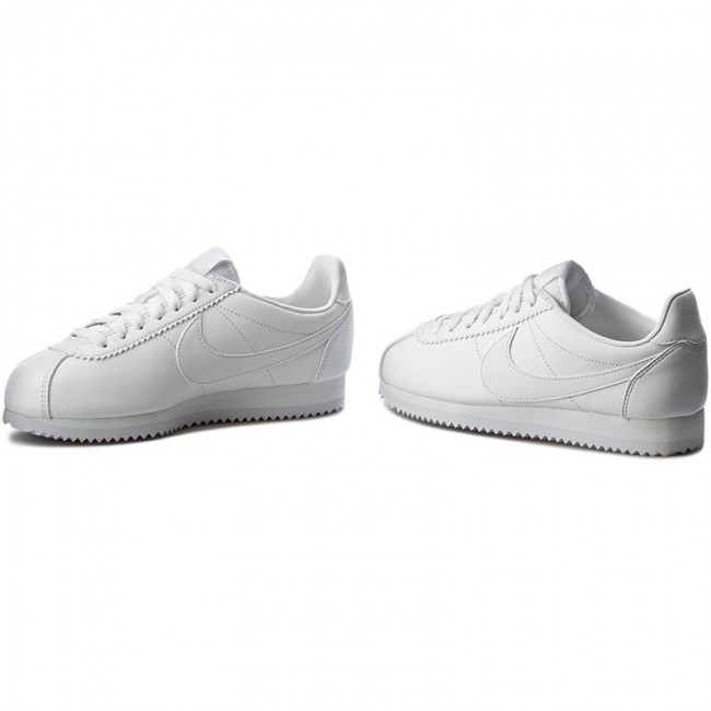 Cipők NIKE Classic Cortez Leather 807471 102 WhiteWhite