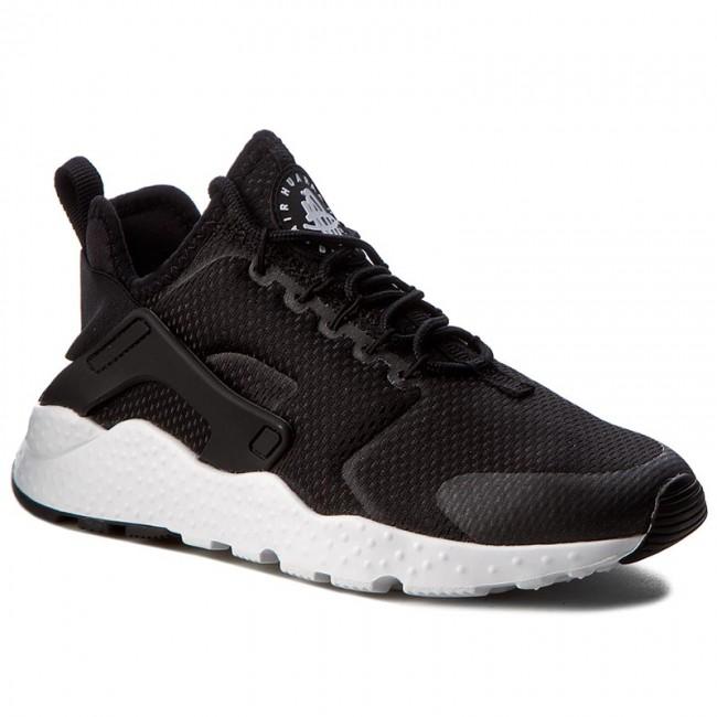 Nike Air Huarache Run Premium FeketeVast Szürke Cipő