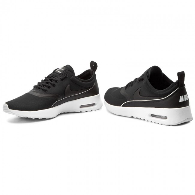 Cipők NIKE Air Max Thea Ultra 844926 001 BlackBlackWhiteDark Grey