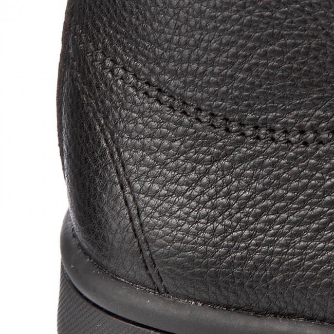 Sportcipő SKECHERS Midtown 730BBK Black