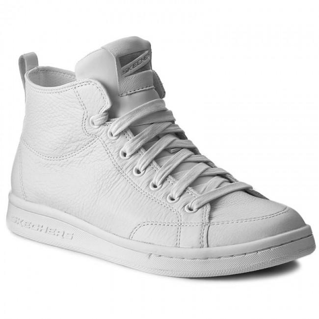 Sportcipő SKECHERS Midtown 730WHT White