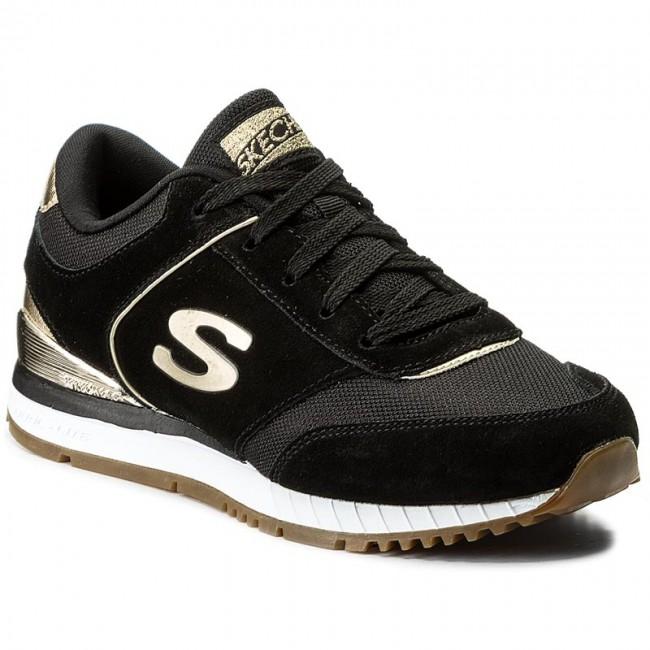 Sportcipő SKECHERS -  Revival 910/BLK Black