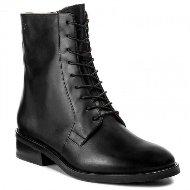 Magasított cipő VAGABOND Ava 4443 101 20 Black