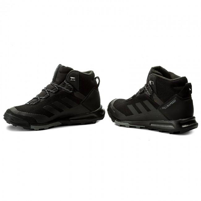 Cipő adidas Terrex Tivid Mid Cp S80935 CblackCblackGrefou