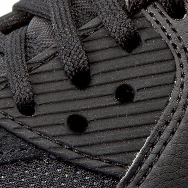 Cipők NIKE Air Max 90 325213 043 BlackBlackBlack