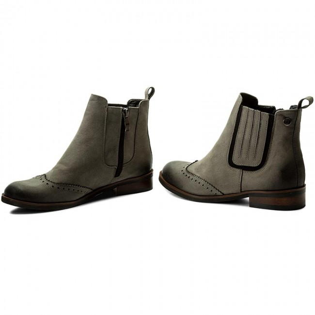 Magasított cipő LORETTA VITALE 2671 Grey
