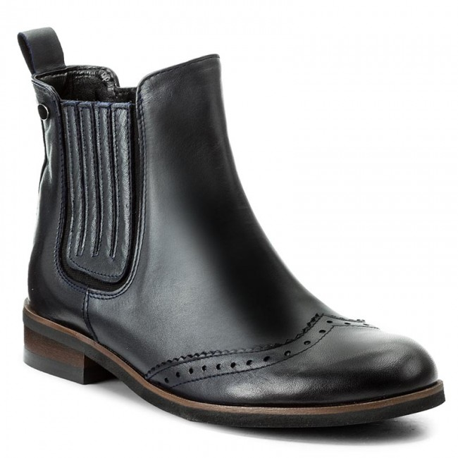 Magasított cipő LORETTA VITALE 2671 Navy