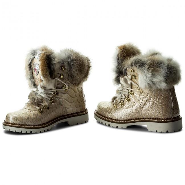 Magasított cipő NEW ITALIA SHOES 1515404A55 Nude