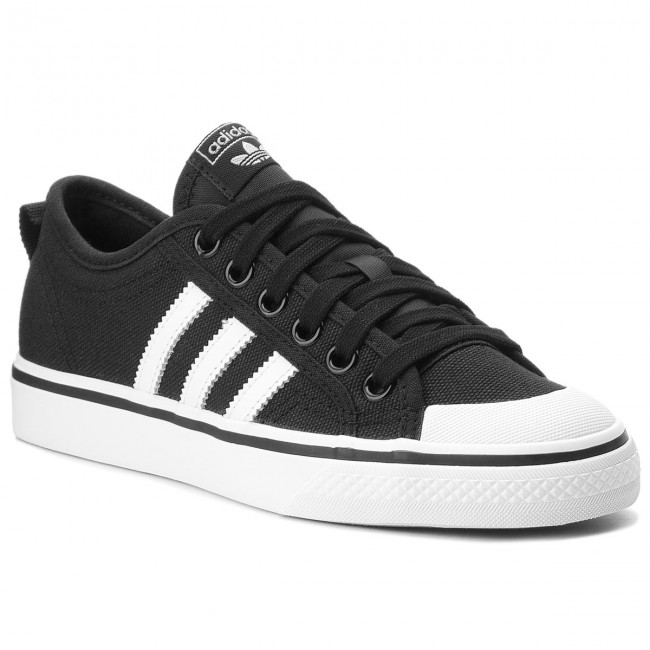 Cipő adidas - Nizza CQ2332 Cblack/Ftwwht/Ftwwht