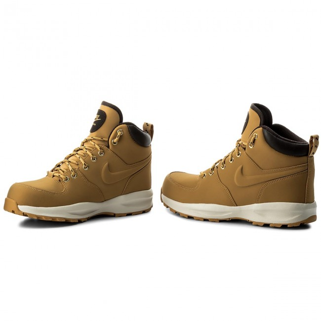 Cipő NIKE Manoa (GS) AJ1280 700 HaystackHaystackVelvet Brown