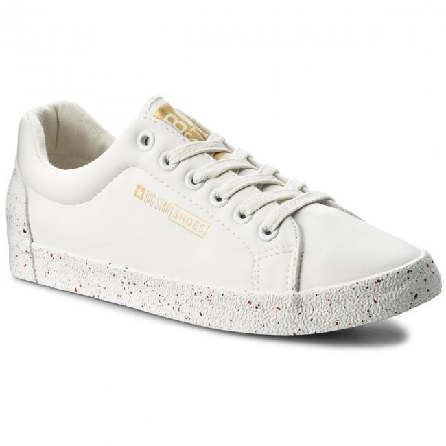 Sportcipő BIG STAR AA274A007 White