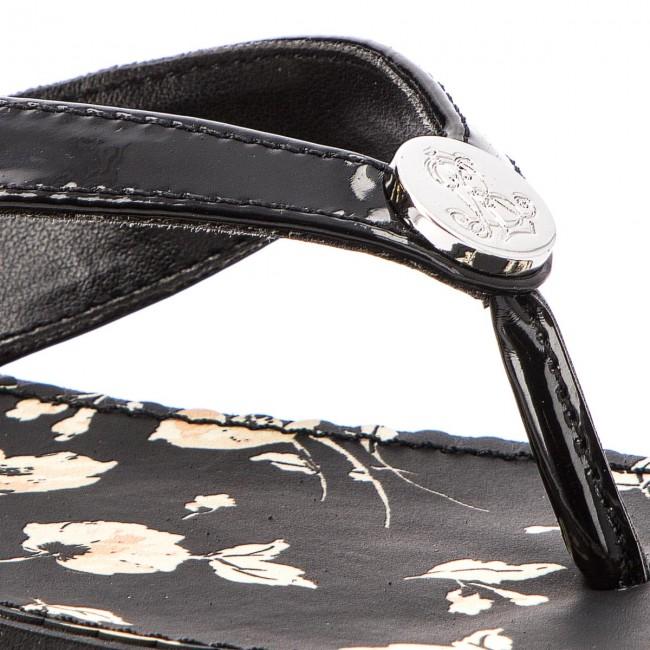 Vietnámi papucsok LAUREN RALPH LAUREN Raia 802699790001 Black