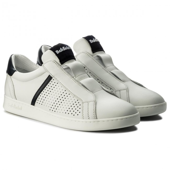 Sportcipő BALDININI - 896941XGARD9010 Bianco - Sneakers - Félcipő - Női xGe16YLH