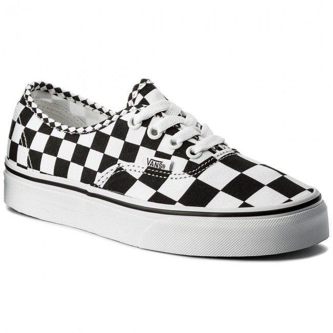 Teniszcipő VANS Authentic VN0A38EMQ9B (Mix Checker) BlackTrue