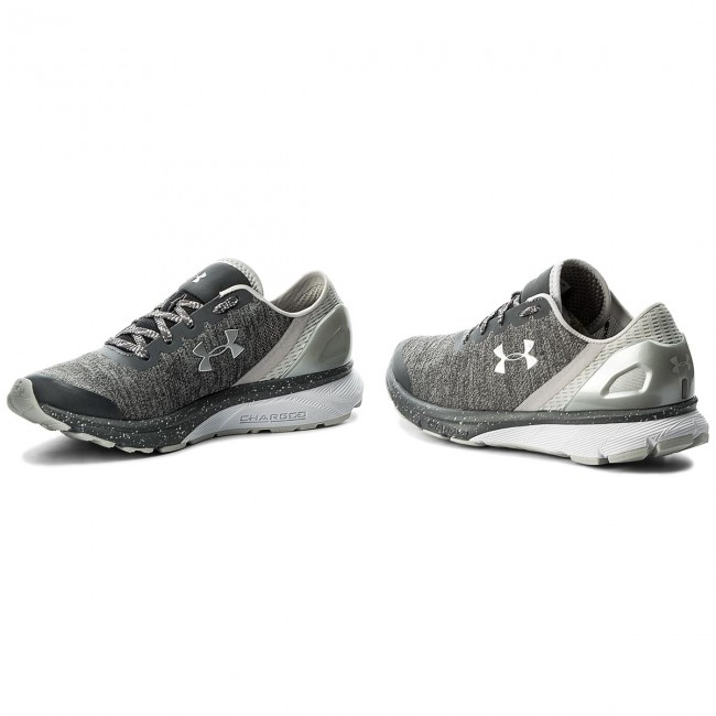 Cipő UNDER ARMOUR Ua W Charged Escape 3020005 104 Gry