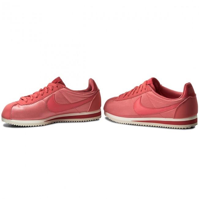 Nike Cortez Suede Futócipő Női Piros Sail Türkiz | Nike