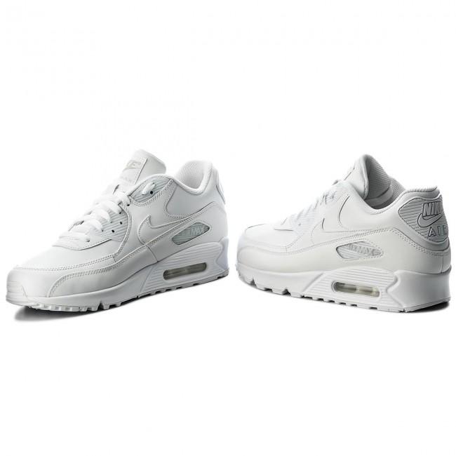 Cipő NIKE Air Max 90 Leather 302519 113 True WhiteTrue White