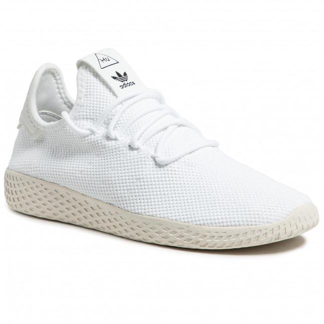 Cipő adidas - Pw Tennis Hu B41792 Ftwwht/Ftwwht/Cwhite