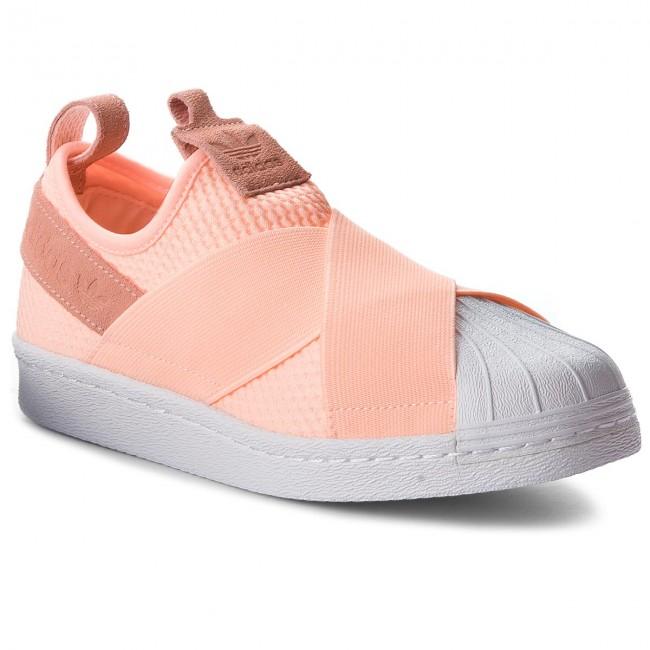 adidas Originals Rózsaszín Slip On Superstar Futócipő