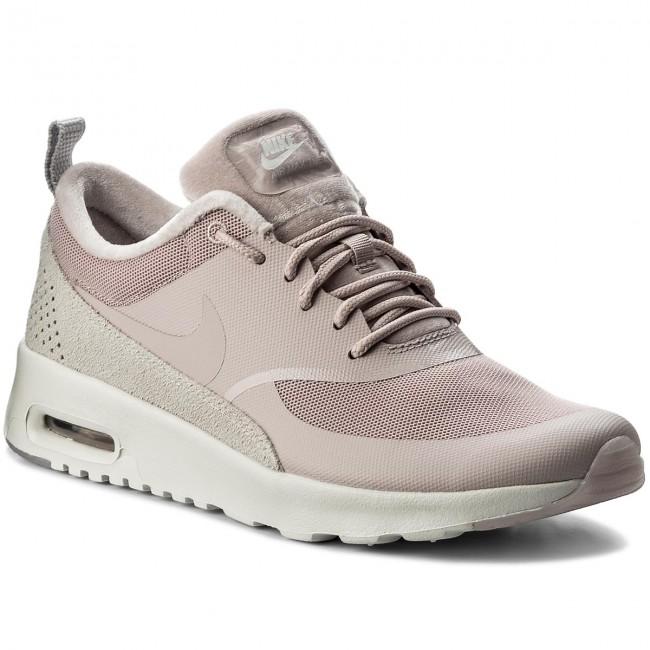 Nike W Air Max Thea Premium Leather Matte Silver Matte Silver Pure Platinum | Footshop