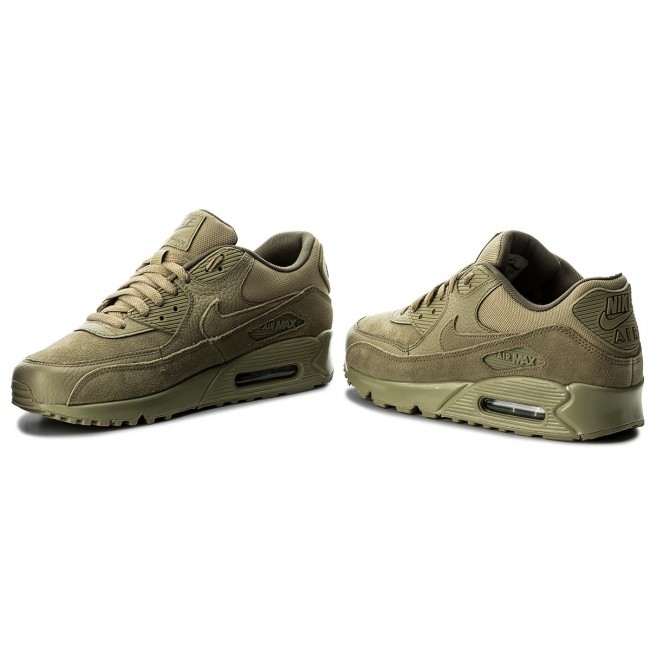 Cipő NIKE Air Max 90 Premium 700155 202 Dark StuccoLight BoneSequoia
