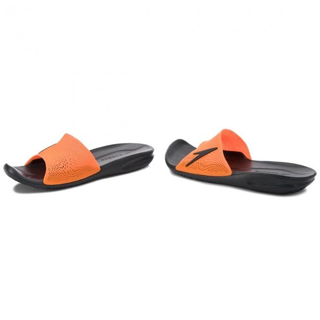 Papucs SPEEDO - Slides One Piece Am 8-122290001 Black - Papucsok - Papucsok és szandálok - Férfi
