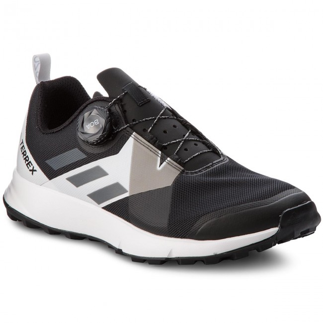 Cipő adidas Terrex Two Boa CM7574 CblackGrefouFtwwht