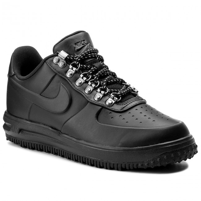 Cipő NIKE Air Force 1 Lf1 Duckboot Low AA1125 001 BlackBlackBlack