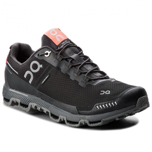 Cipő ON Cloudventure Waterproof 000012 BlackDark 0024