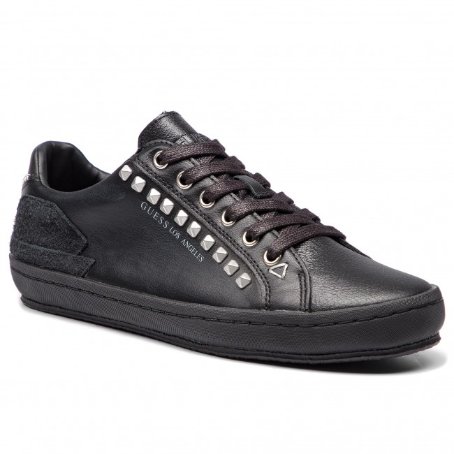 Sportcipő GUESS FMLOW4 ELE12 BLACK