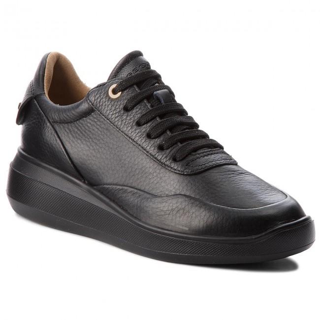 Sportcipő GEOX - D Rubidia A D84APA 00046 C9999 Black
