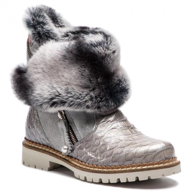 Magasított cipő NEW ITALIA SHOES 19154233 Grey